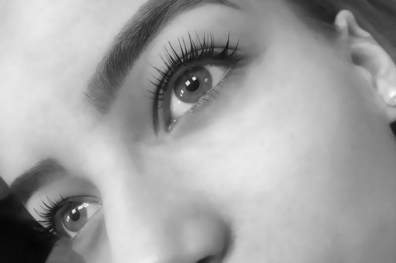 LASH LIFT eyelash tinting